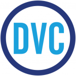 Democratic Volunteer Center logo