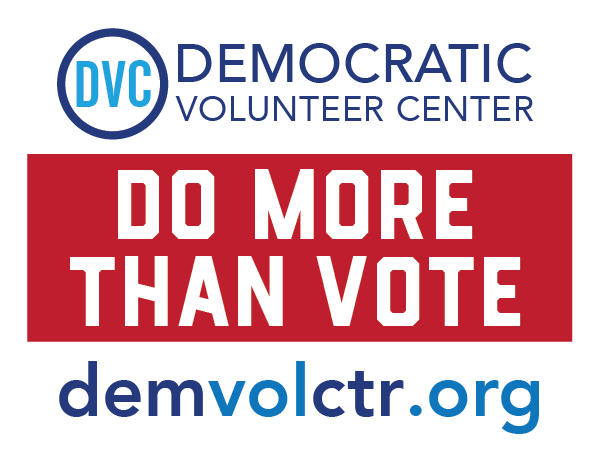 Do more than vote: DVC